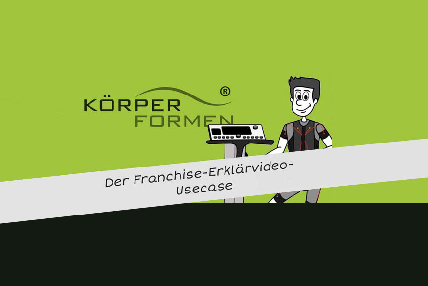 EMS franchise Erklärvideo